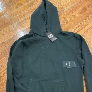 RVCA Men's Full Hoodie Hooded Sweatshirt Size XL